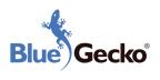 BlueGeckoLogoWeb